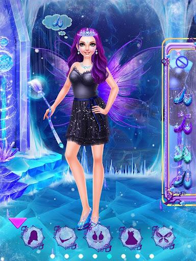 Fairy Princess Dressup VS Witch Makeup 1.0.871 screenshots 5