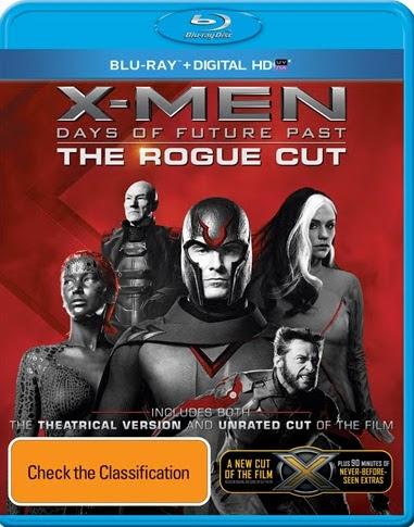 Baixar  X Men: Days of Future Past: The Rogue Cut   Legendado Download
