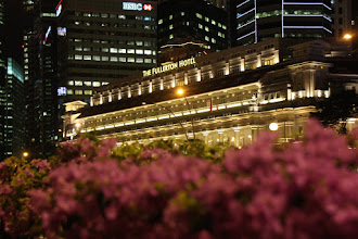 Photo: Year 2 Day 135 -  The Fullerton Hotel (Old Post Office)