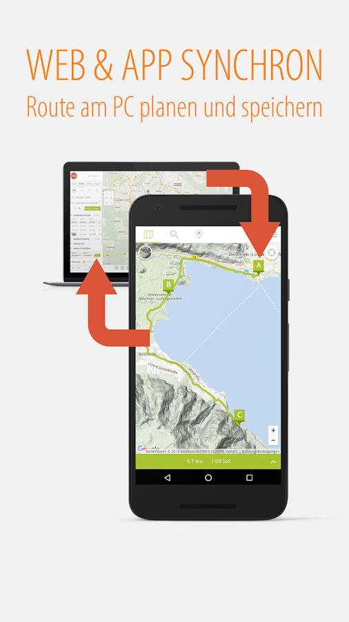 falk maps routenplaner karte android apps auf google play. Black Bedroom Furniture Sets. Home Design Ideas