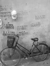 Photo: Stencilled Taxi Bike Numbers - Hanoi - Vietnam  For #monochromemonday curated by +Charles Lupica +Hans Berendsen  and last but not least +Jerry Johnson& +Manuel Votta :) +Monochrome Monday #photography