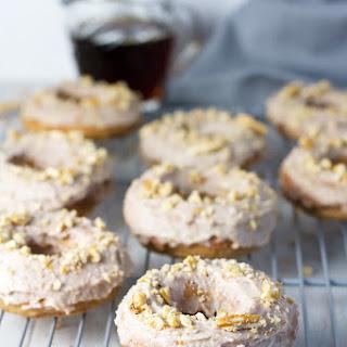 Maple Pecan Doughnuts Recipe