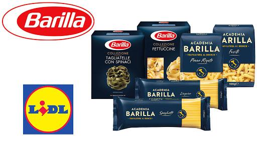 Bild für Cashback-Angebot: 2x Barilla Academia & Collezione - Barilla