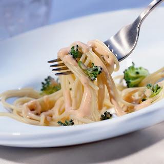 Pasta in Broccolisauce