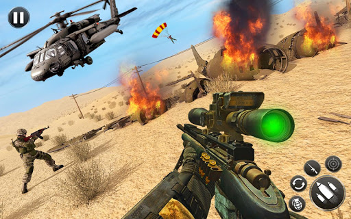 Mega Shooting Gun Strike 1.0.3 screenshots 1