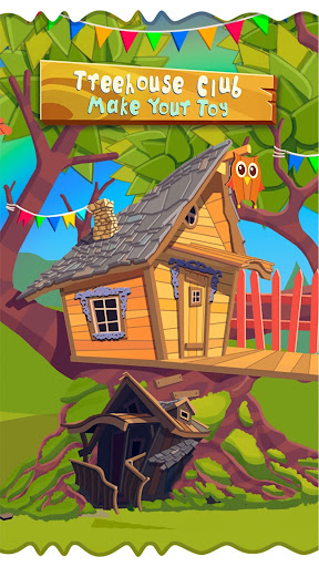 Treehouse Club - Toys