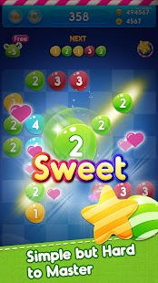 Sweet Hug - Addictive and Brain-teasing Merge Game - náhled
