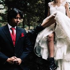Fotógrafo de bodas Andrea Gaspar fuentes (Blankowedding). Foto del 10.10.2017