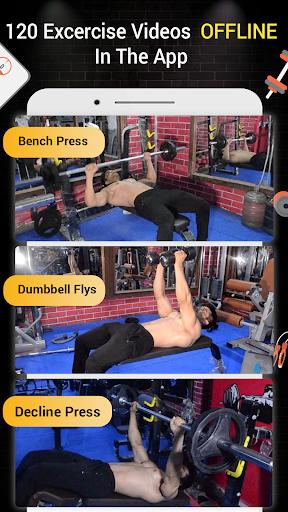 Pro Gym Workout (Gym Workouts & Fitness) 5.4 Screenshots 4