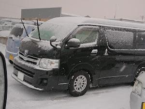 ハイエースワゴン TRH219W 24年式のカスタム事例画像 亀さんの2019年01月16日07:26の投稿
