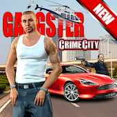 Gangster Misdrijf Stad icon