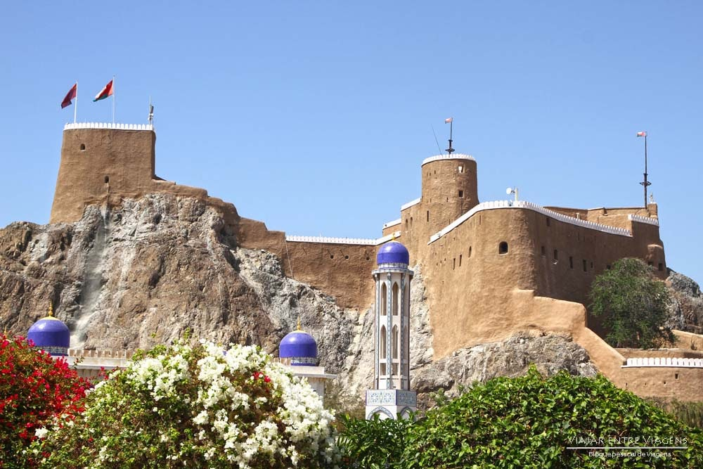 Mascate (Muscat) e o legado do império português no Oriente | Omã