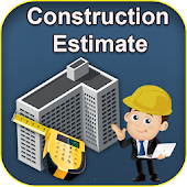 Construction Calculator-Building Material Estimate