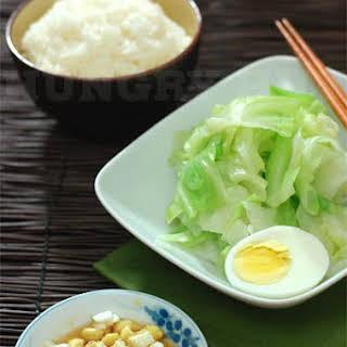 Vietnamese Cabbage Recipes.