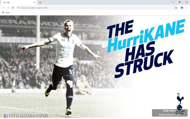 Harry Kane New Tab & Wallpapers Collection