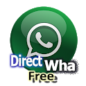 DirectWha - Free icon