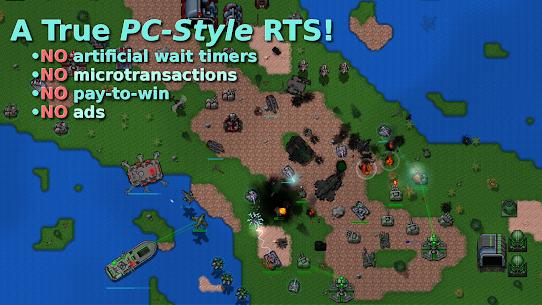 Rusted Warfare – RTS Strategy 1.13.3(b) MOD Apk Download 1