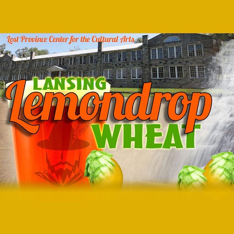 Logo of Boondocks Lansing Lemondrop Wheat