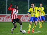 Belgen beslissend bij Jong PSV