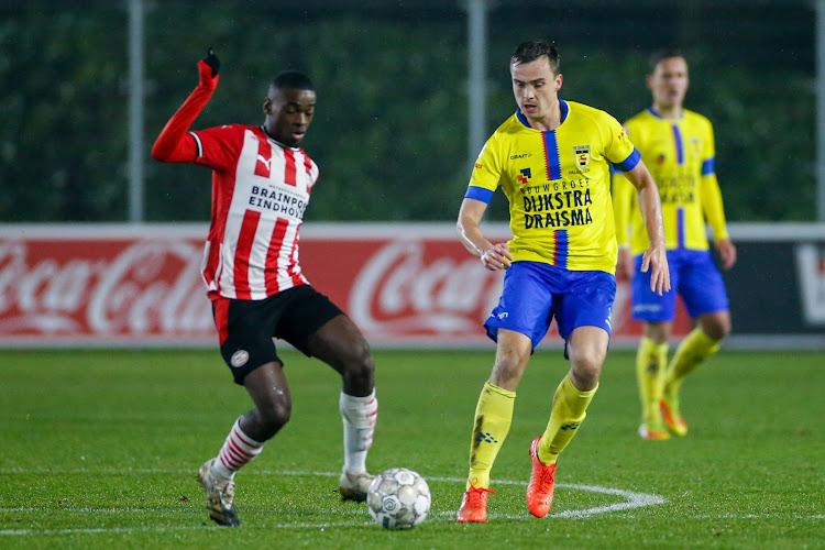 Le jeune belge Emmanuel Matuta prolonge au PSV Eindhoven