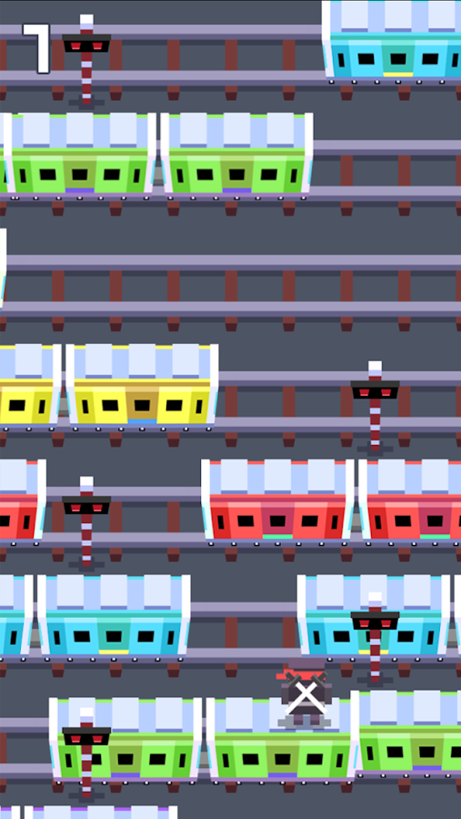 Subway Ninja Jump Free- screenshot