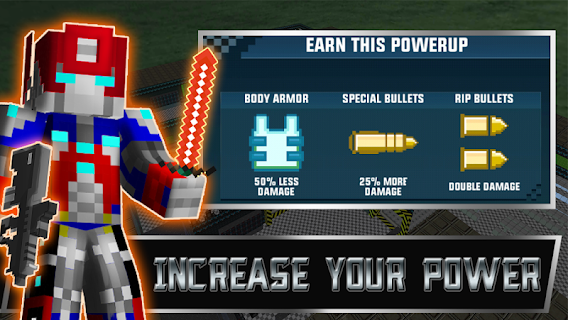 Transforming Survival Games screenshot 02