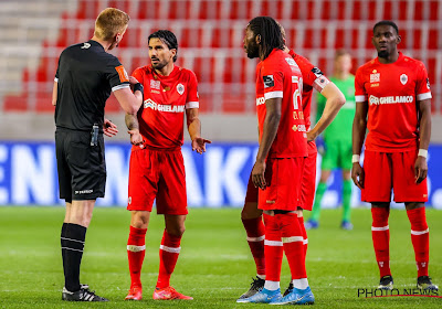 Lior Refaelov entretient le flou concernant une prolongation de contrat à l'Antwerp