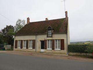 Maison Châteauneuf-Val-de-Bargis (58350)