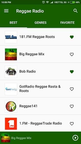 Reggae Radio APK 1 2