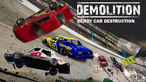 Demolition Derby Car Destruction:Beam Drive Crash 1.0 screenshots 1