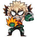 Bakugou Wallpapers HD My Hero Academia NewTab