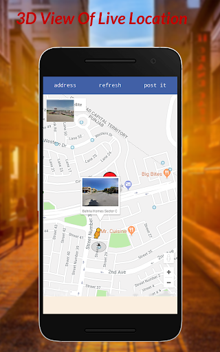 GPS Satellite Maps Direction & Navigation 1.0 screenshots 9