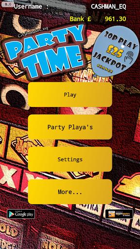 PartyTime Arena UK Slot (Community) apkmind screenshots 1