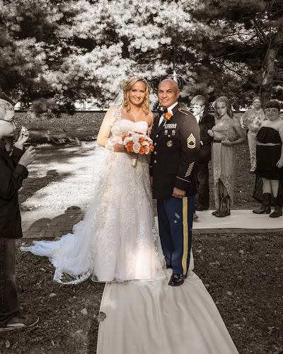 on lookers by Jody Jedlicka - Wedding Bride & Groom ( wedding photography, wedding, midwest, brideandgroom, ceremony )