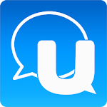 U - Webinars, Meetings & Messenger Icon