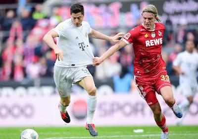 RSC Anderlecht passeert langs de kassa als Sebastiaan Bornauw een transfer maakt bij 1.FC Köln