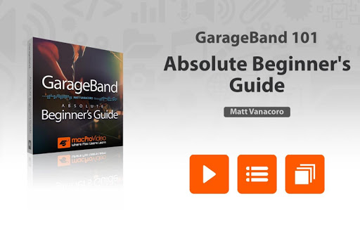 Beginner Guide For GarageBand
