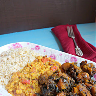 Malaysian Pumpkin Curry