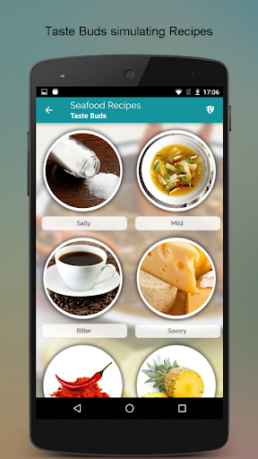 玩免費遊戲APP|下載Seafood Recipes SMART Cookbook app不用錢|硬是要APP