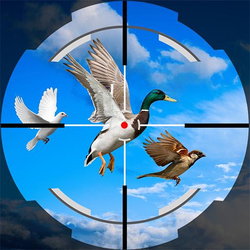 Bird Shooting 3D : Forest Bird Hunting Simulation