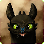 Toothless Dragon Wallpaper APK icon