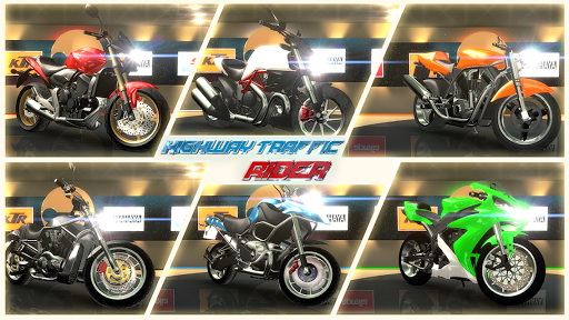 Highway Traffic Rider  screenshots 5