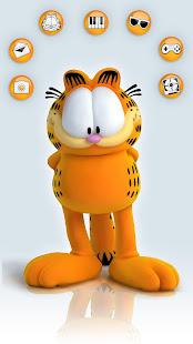 Talking Garfield The Cat 1