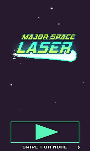 Major Space Laser