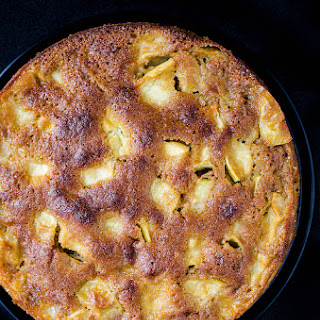 Easy French Apple Cake