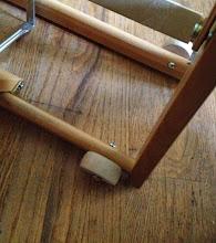Photo: wx60 loom  has option wheels
