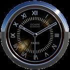 PARIS Designer Clock Widget icon