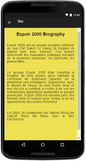 MP3 2000 TÉLÉCHARGER ESPOIR KOGNINI