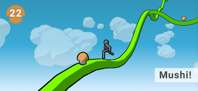 Skyturns Platformer – Arcade Platform Game Screenshot
