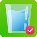 Waterful: water tracker & drink water reminder icon